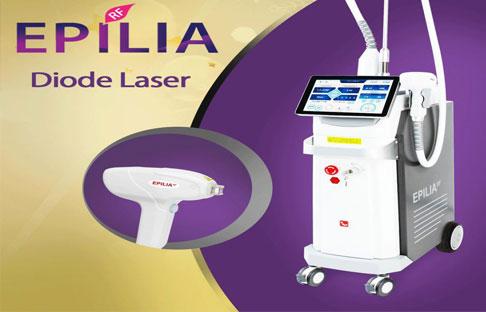 خرید دستگاه لیزر دایود فروش دستگاه لیزر دایود قیمت دستگاه لیزر دایود Diode Laser Epilia