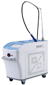 خرید و فروش دایود و الکساندرایت لیزر موهای زائد ان دی یاگ Aileen ND YAG Laser