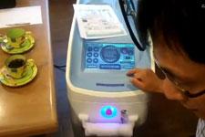فیلم دستگاه لیزر ان دی یاگ خرید و فروش لیزر ان دی یاگ دستگاه لیزر دایود و الکساندرایت لیزر