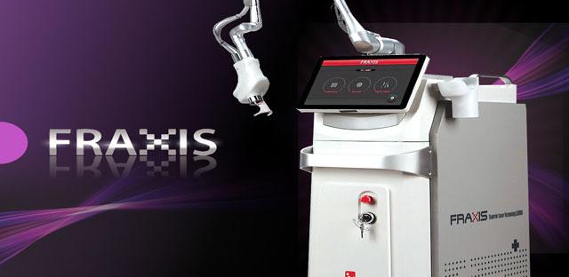 خرید و فروش دستگاه لیزر جوانسازی و لیزر فراکشنال فرکسیس Fraxis Fractional CO2