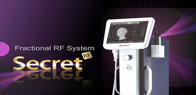 خرید و فروش دستگاه جوانسازی میکرونیدلینگ آراف فرکشنال سکرت Secret RF Fractional