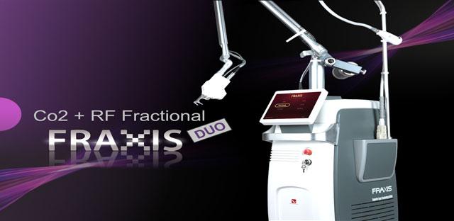 خرید و فروش دستگاه لیزر فراکشنال جوانسازی لیزر فرکسیس دو Fraxis Duo Fractional RF