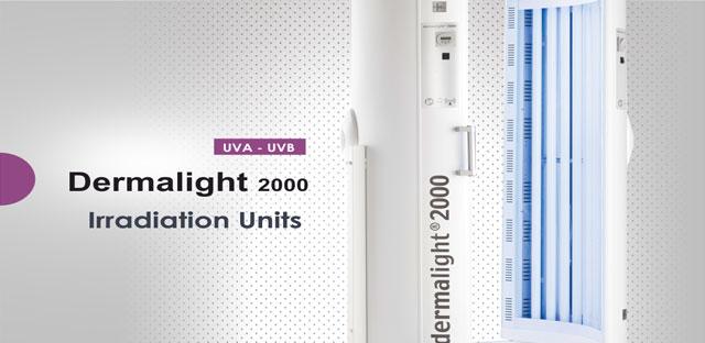 خرید و فروش دستگاه نوردرمانی پرتودرمانی فتوتراپی UVB UVA