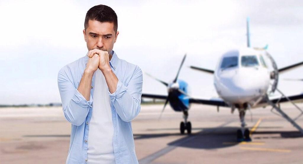 ترس از پرواز چیست و دلایل آن کدامند